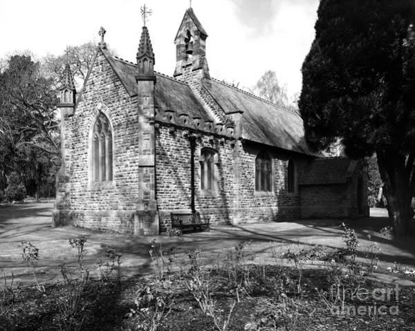Photograph - Clyne Chapel In Wales by Paul Cowan