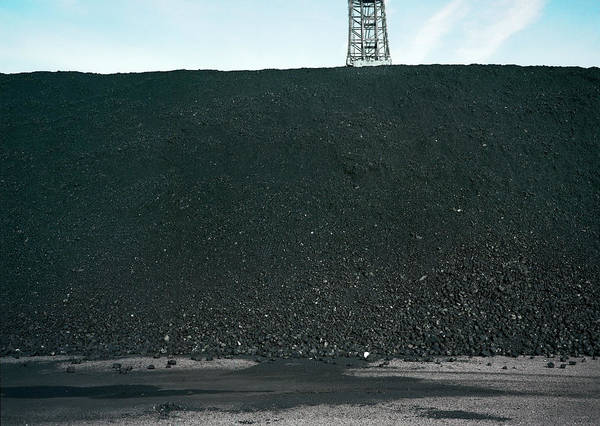 Fossil Fuel Photograph - Coal by Robert Brook/science Photo Library