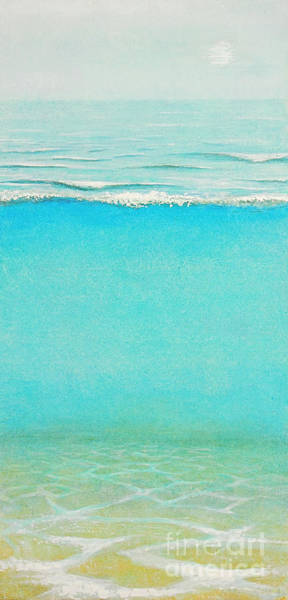 Painting - Coast Calm by Kaata    Mrachek