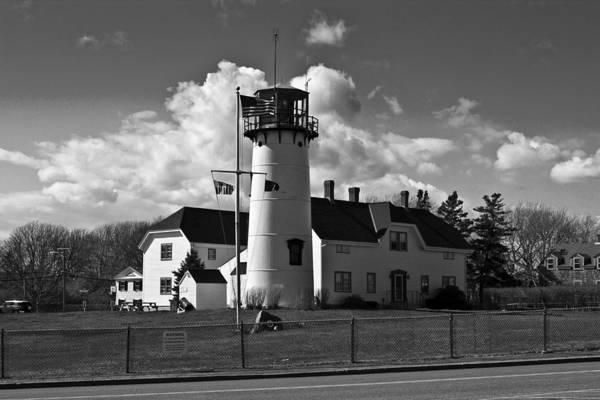 Photograph - Coast Guard Station Chatham by Bill Barber