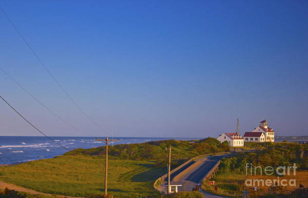 Photograph - Coast Guard Station Eastham by Amazing Jules