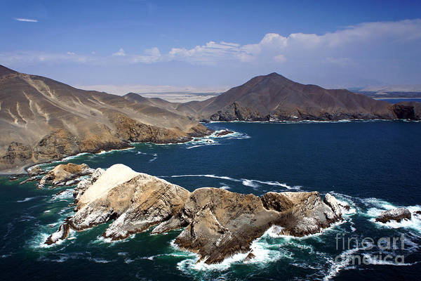 Wall Art - Photograph - Coast Of Peru by Rick Mann