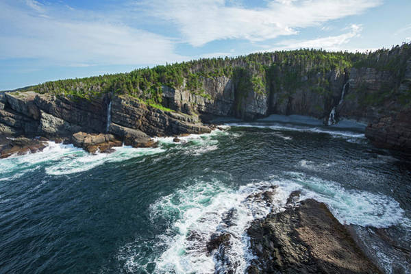 Wall Art - Photograph - Coast Southeast Of Pouch Cove  Killick by Carl Bruemmer