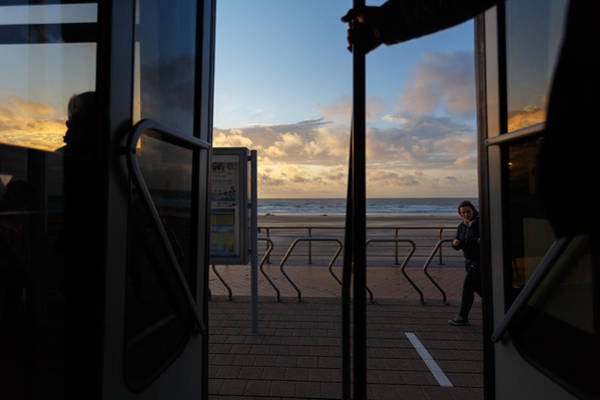 Photograph - Coast Tram by Paul Indigo