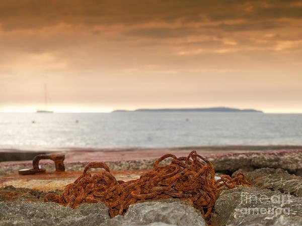 Losinj Photograph - Coastal Chain by Sinisa Botas