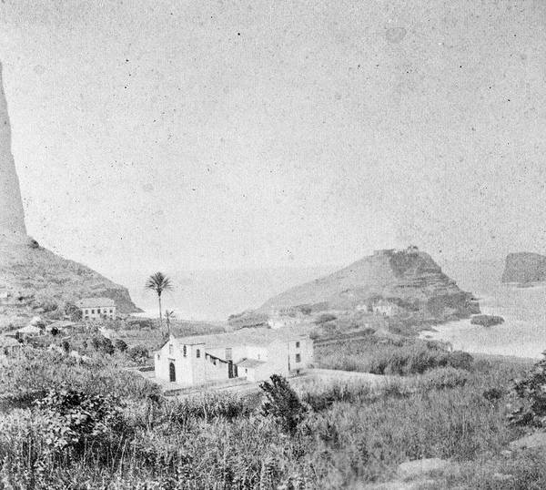 Wall Art - Photograph - Coastal Landscape by Natural History Museum, London/science Photo Library