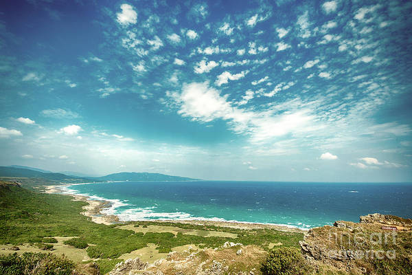 Photograph - Coastal Scenery by Yew Kwang