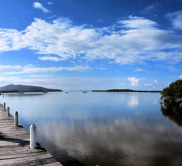 Photograph - Coastal View by David Rich