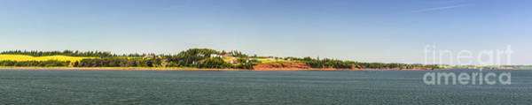 Wall Art - Photograph - Coastal View Of Prince Edward Island Canada by Elena Elisseeva