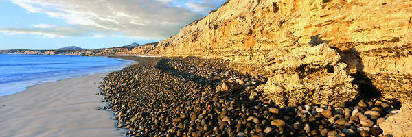 Sea Of Cortez Photograph - Coastline, Cabo Pulmo National Marine by Panoramic Images