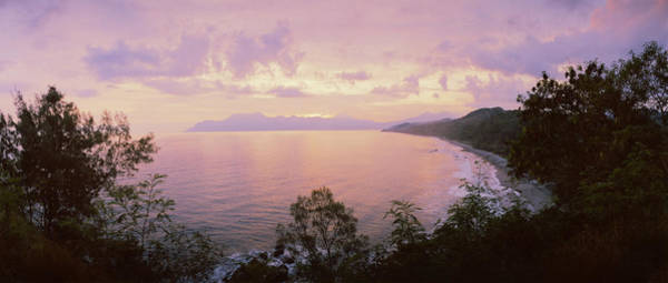 Flores Photograph - Coastline, Flores Island, Indonesia by Panoramic Images