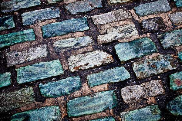 Photograph - Cobbles Pavement by Alexander Fedin