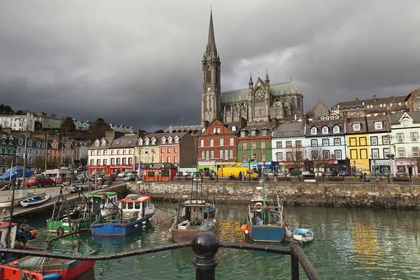 Welsh Church Photograph - Cobh, County Cork, Ireland by Ken Welsh