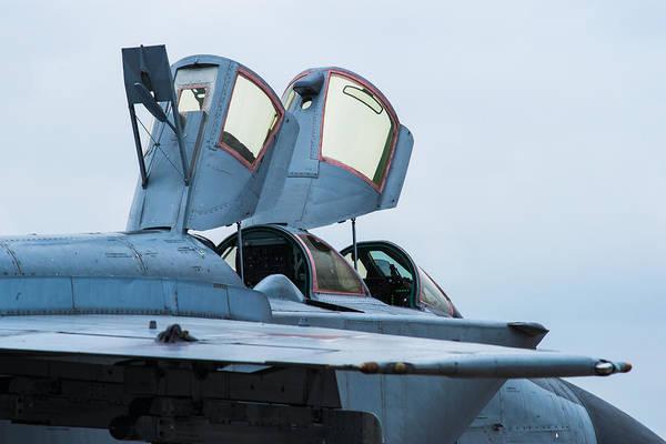 Interceptor Photograph - Cockpit - Featured 2 by Alexander Senin
