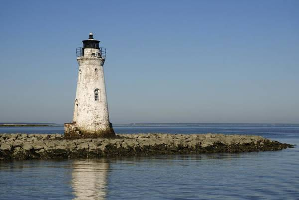 Photograph - Cockspur Island Light  by Bradford Martin