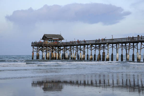 Photograph - Cocoa Beach Pier by Bradford Martin