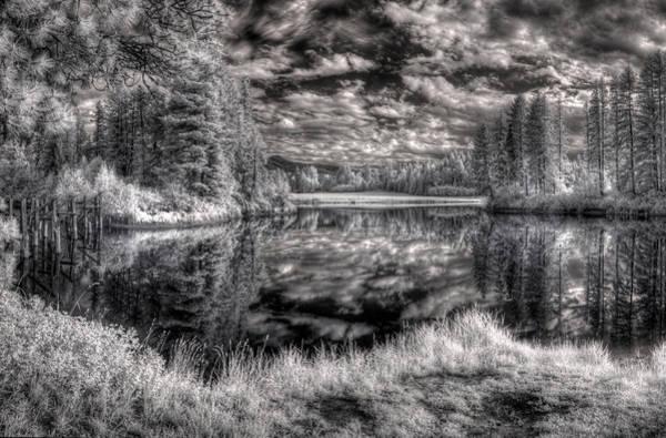 Photograph - Cocolala Creek Slough Panorama 2  by Lee Santa
