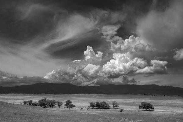 Big Sky Photograph - Coda by Peter Tellone