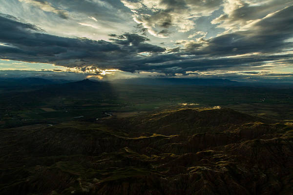 Rancho Mirage Photograph - Cody Sunset by John Daly