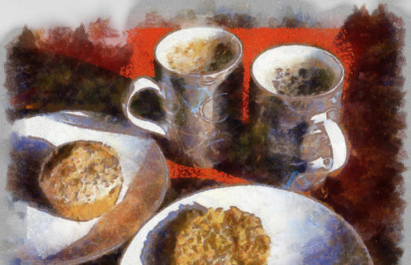 Photograph - Coffee Break by Gerry Bates