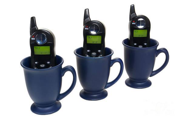 Coffee Mug Photograph - Coffee Break by Olivier Le Queinec