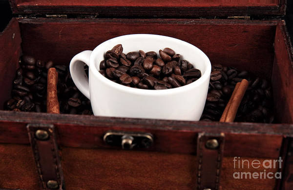 Photograph - Coffee Chest by John Rizzuto