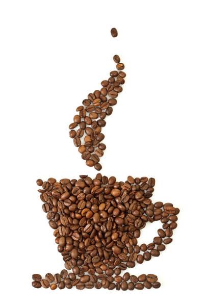 Coffee Photograph - Coffee Grains by Taramara78