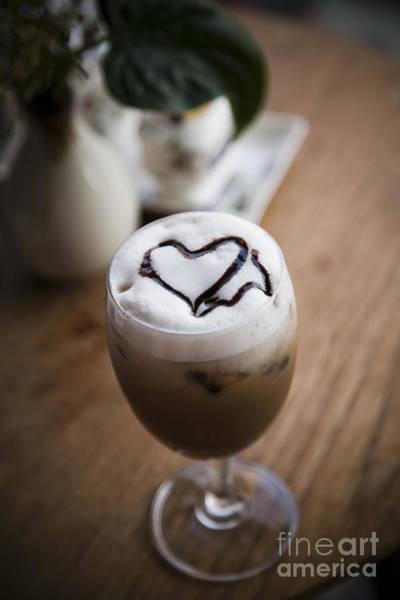 Photograph - Coffee Love by Maria Heyens