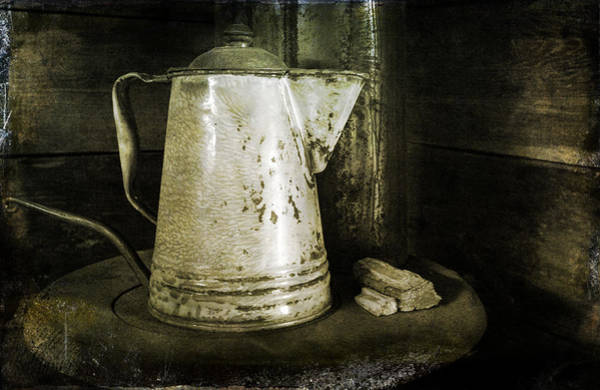 Photograph - Little Coffee House On The Prairie by Jeff Mize