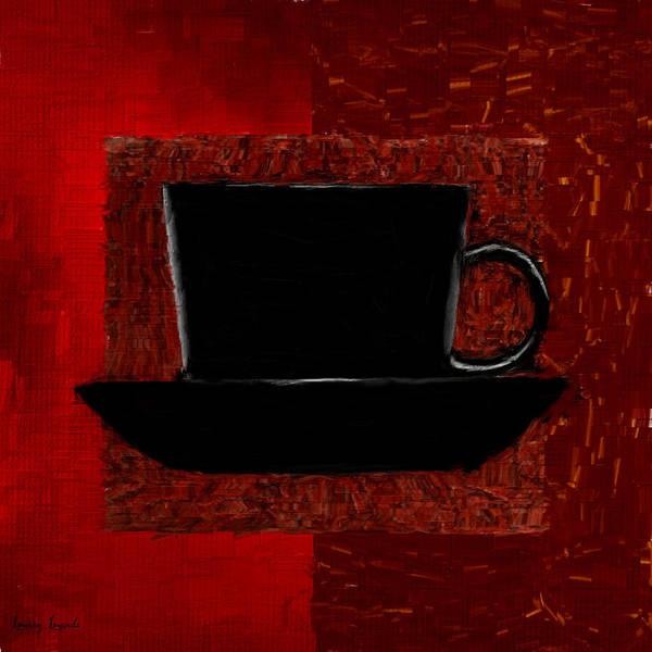 Coffee Grinder Wall Art - Digital Art - Coffee Passion by Lourry Legarde