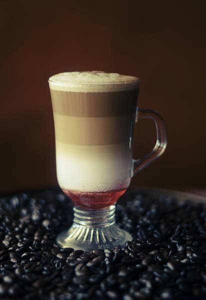 Bar Tender Photograph - Coffee by Raphael Rodriguez