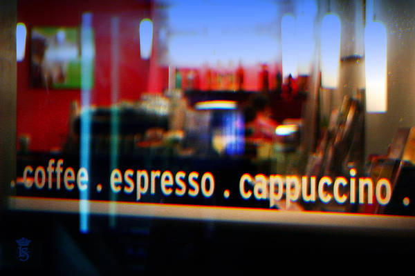 Sony Center Photograph - Coffee Suggestion by Li   van Saathoff