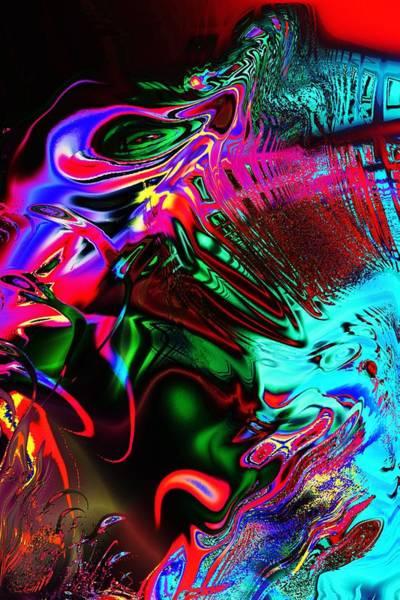 Digital Art - Cognitive Breakdown by Anastasiya Malakhova