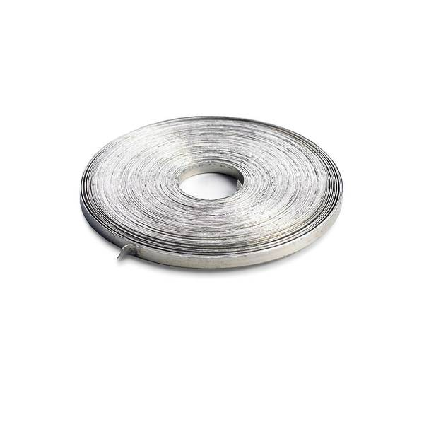 Alkaline Earth Metals Wall Art - Photograph - Coil Of Magnesium Ribbon by Science Photo Library