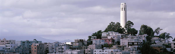 Coit Tower Photograph - Coit Tower On Telegraph Hill, San by Panoramic Images