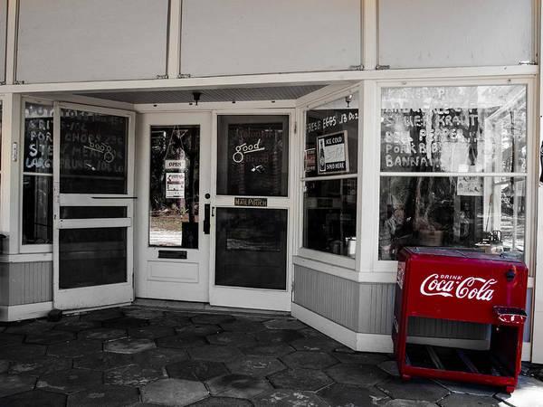 Photograph - Coke by Randy Sylvia