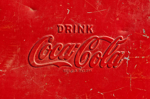 Coca Cola Photograph - Coke Sign by Jill Reger
