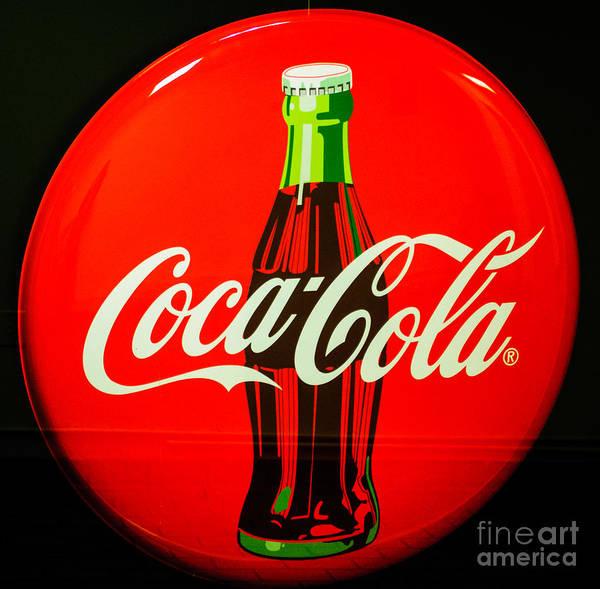 Nikon D5000 Photograph - Coke Top by Tikvah's Hope