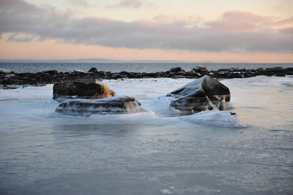 Photograph - Cold Coast by Randi Grace Nilsberg