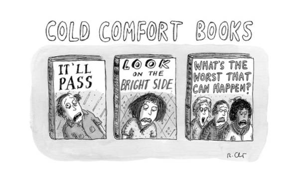 Cold Drawing - Cold Comfort Books by Roz Chast