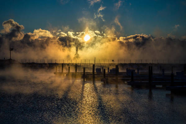 Photograph - Cold Start by James  Meyer