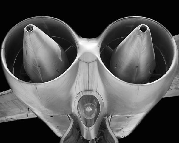 Cold War Air Power Art Print