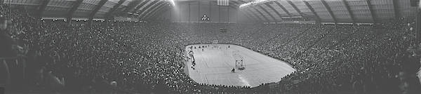 Court House Photograph - Cole Field House University Of Maryland by Fred Schutz Collection