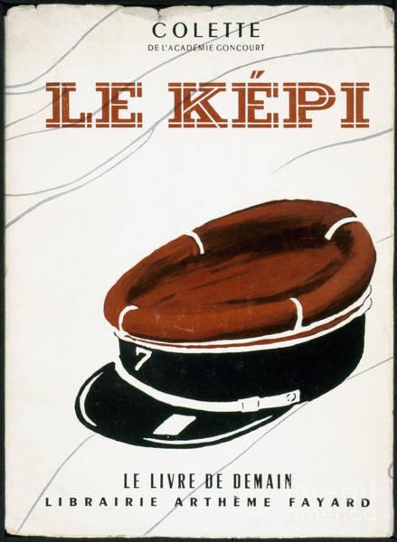 Photograph - Colette: Le Kepi by Granger