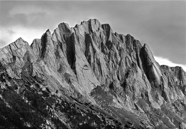 Photograph - 103950-bw-colin Range by Ed  Cooper Photography