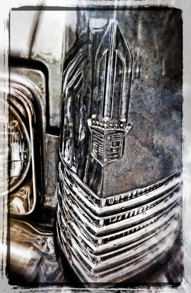 Photograph - Cadillac Chrome Collector Car  by Roxy Hurtubise