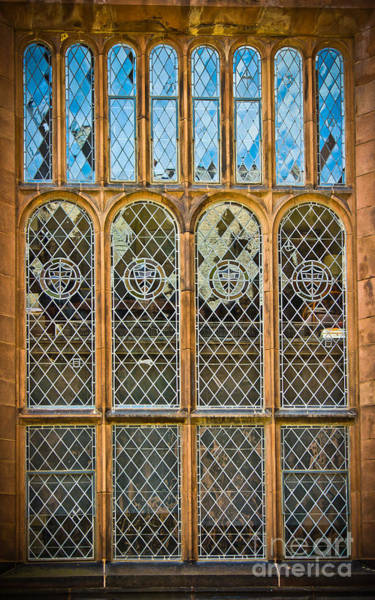 Wall Art - Photograph - Collegiate Window - Princeton by Colleen Kammerer