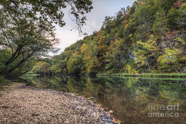 Riverway Photograph - Collaboration  by Larry Braun