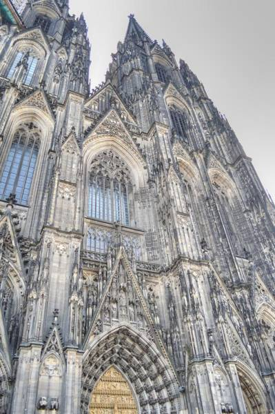 Wall Art - Photograph - Cologne Cathedral by Linda Covino