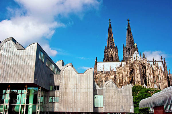 Wall Art - Photograph - Cologne, Germany, Cologne Cathedral by Miva Stock